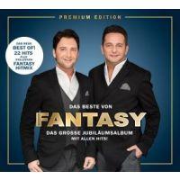 Fantasy - Das Beste Von Fantasy - Premium Edition - 2CD