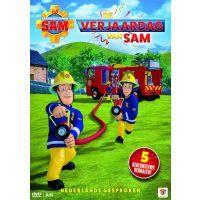 Brandweerman Sam - De Verjaardag Van Sam - DVD