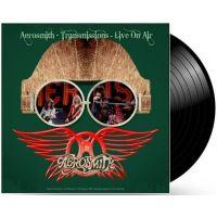 Aerosmith - Transmissions - Live On Air - LP