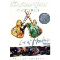 Status Quo - Pictures - Live At Montreux 2009 - 2DVD+CD