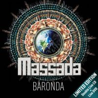 Massada - Baronda - Live - 2CD+DVD