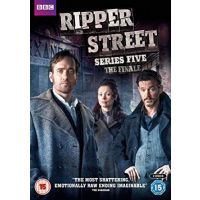 Ripper Street - Seizoen 5 - 3DVD