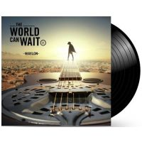 Waylon - The World Can Wait - LP