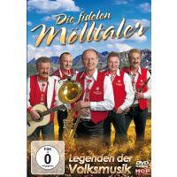 Die Fidelen Molltaler - Legenden Der Volksmusik - DVD