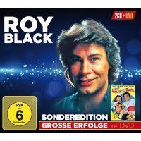 Roy Black - Grosse Erfolge + Spielfilm - 2CD+DVD