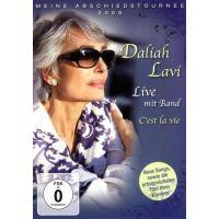 Daliah Lavi - C'est La Vie - Live Mit Band - DVD