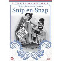 Snip & Snap - Uit Het Plakboek Van De Revue - Topvermaak Met - DVD