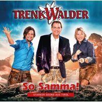 Trenkwalder - So Samma! - CD