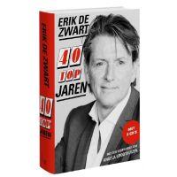 Erik De Zwart - 40 Top Jaren - BOEK+3CD