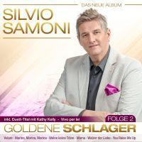 Silvio Samoni - Goldene Schlager - Folge 2 - CD