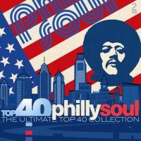 Philly Soul - Top 40 - 2CD