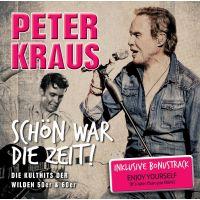 Peter Kraus - Schon War Die Zeit! - CD