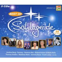 Best Of Schlager.de - 3CD