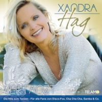 Xandra Hag - Vertanzt - CD