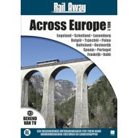 Rail Away - Across Europe - Deel 1 - 3DVD