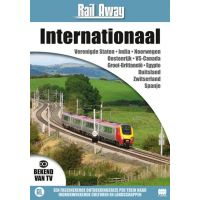 Rail Away - Internationaal - 4DVD