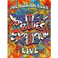 Joe Bonamassa - British Blues Explosion Live - 2DVD