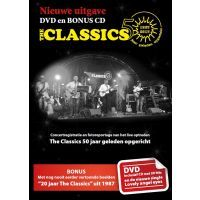 The Classics - 50 Jaar - CD+DVD