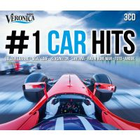 Radio Veronica - #1 Car Hits - 3CD