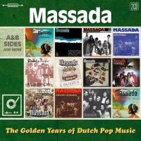 Massada - The Golden Years Of The Dutch Pop Music - 2CD