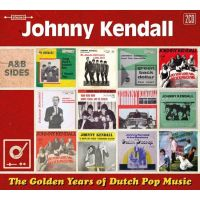 Johnny Kendall - The Golden Years Of The Dutch Pop Music - 2CD