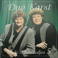 Duo Karst - Oude Schoolliedjes 5 - CD