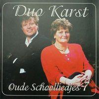 Duo Karst - Oude Schoolliedjes 7 - CD