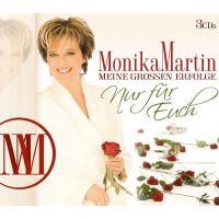 Monika Martin - Meine Grosse Erfolge - Nur Fur Euch - 3CD
