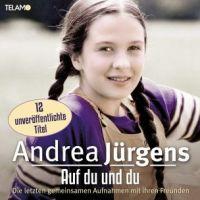 Andrea Jurgens - Auf Du Und Du - CD