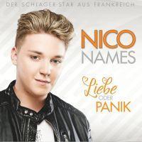 Nico Names - Liebe Oder Panik - CD