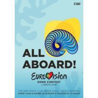 Eurovision Song Contest - Lisbon 2018 - 3DVD