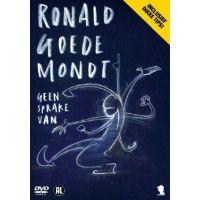 Ronald Goedemondt - Geen Sprake Van - DVD