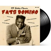Fats Domino - 40 Golden Classics - 2LP