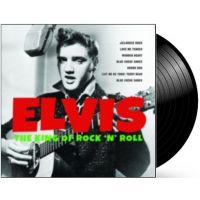 Elvis Presley - The King of Rock 'N' Roll - 2LP