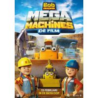 Bob de Bouwer - Mega Machines - De Film - DVD