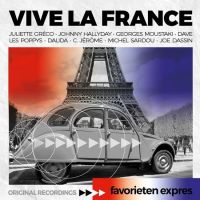 Vive La France - Favorieten Expres - CD