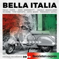 Bella Italia - Favorieten Expres - CD