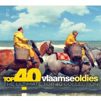 Vlaamse Oldies - Top 40 - 2CD