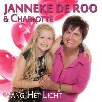 Janneke de Roo & Charlotte - Vang Het Licht - CD Single