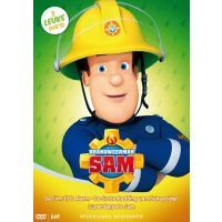 Brandweerman Sam - 3DVD
