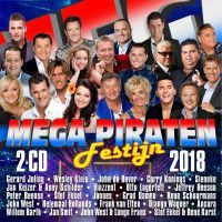 Mega Piraten Festijn 2018 - 2CD