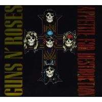 Guns N Roses - Appetite For Destruction - Deluxe Edition - 2CD