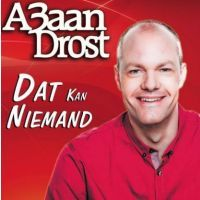 A3aan Drost - Dat Kan Niemand - CD Single