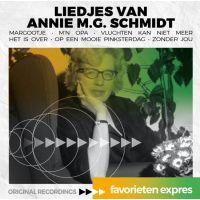 Liedjes Van Annie M.G. Schmidt - Favorieten Expres - CD