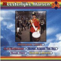 Meesterlijke Marsen - Wolkenserie 094 - CD