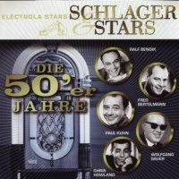 Die 50er Jahre - Schlager Stars