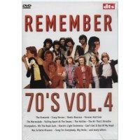 Remember 70`s - Vol.4 - DVD