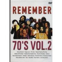 Remember 70`s Vol. 2 DVD