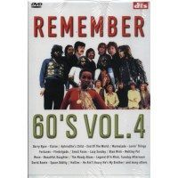Remember 60`s Vol. 4 DVD