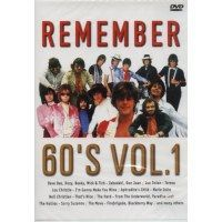Remember 60`s Vol. 1 DVD